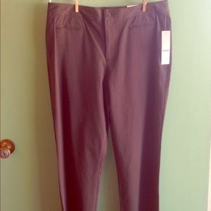 Cold water Creek Classic Fit Pants